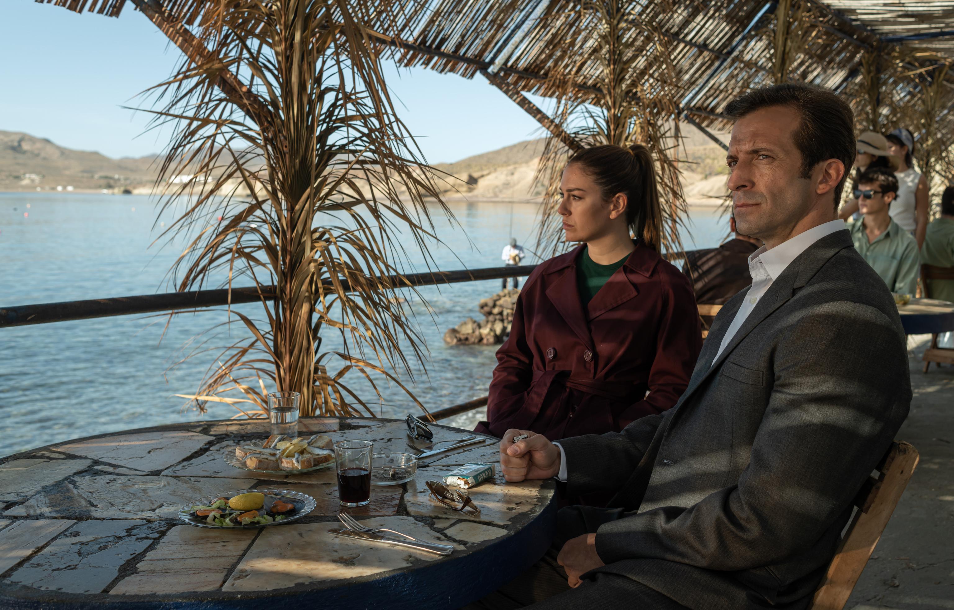 Blanca Suárez e Iván Marcos en Jaguar