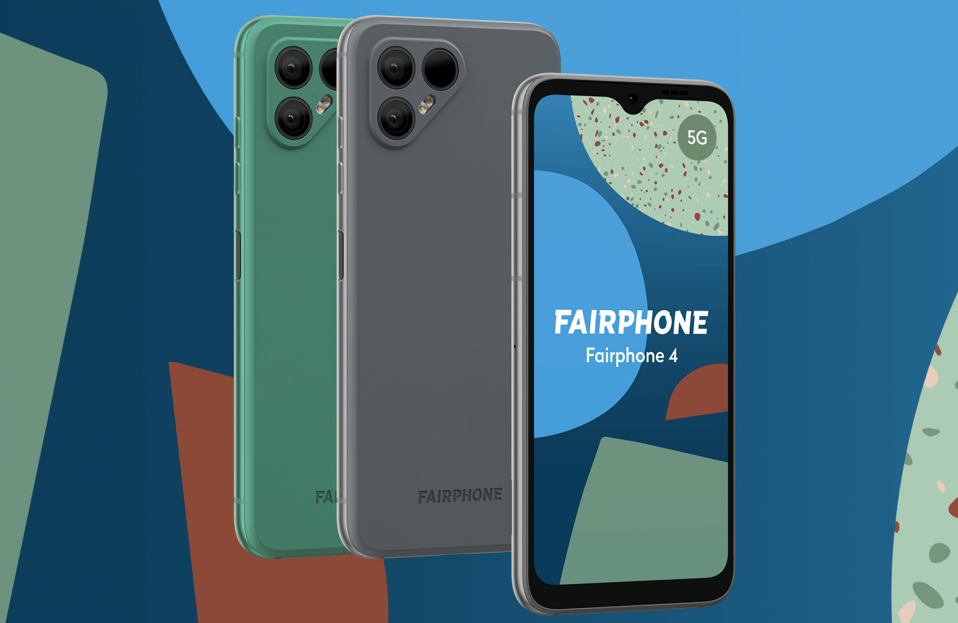 Fairphone 4: el tel