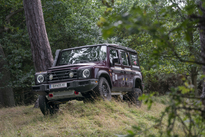 El reto de Ineos Automotive en el Grenadier es recuperar el espíritu salvaje de los 4x4 de la vieja escuela.