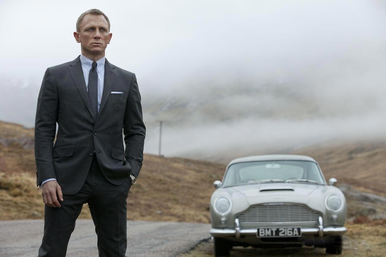 Dónde ver las mejores películas de la saga Bond
