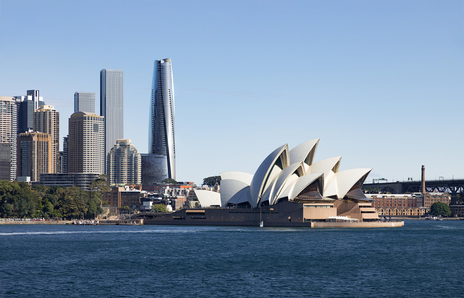 El One Barangaroo de Sydney es el mejor rascacielos del mundo.