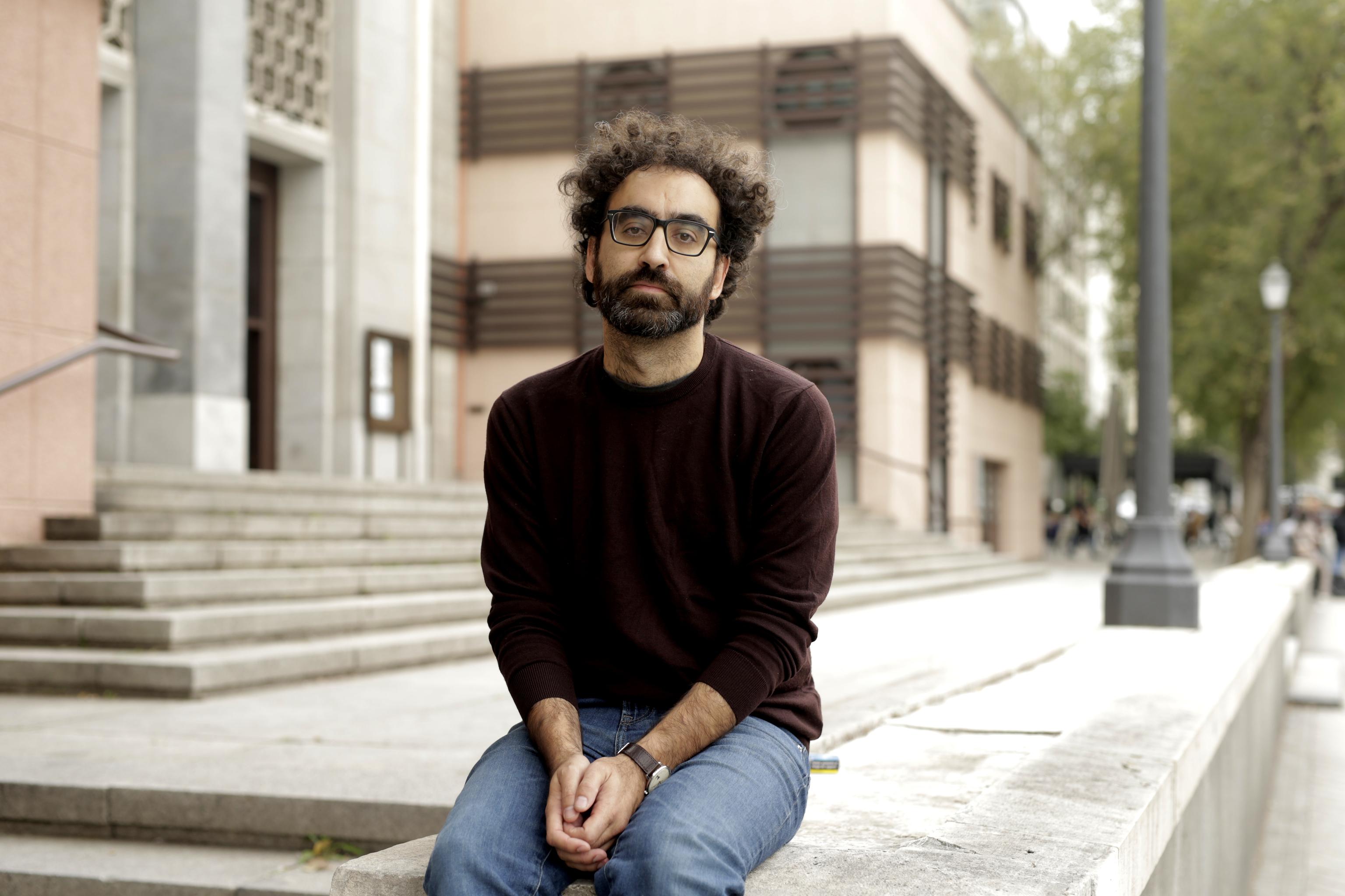 Luis E. Parés es el nuevo director artístico de Cineteca Matadero.