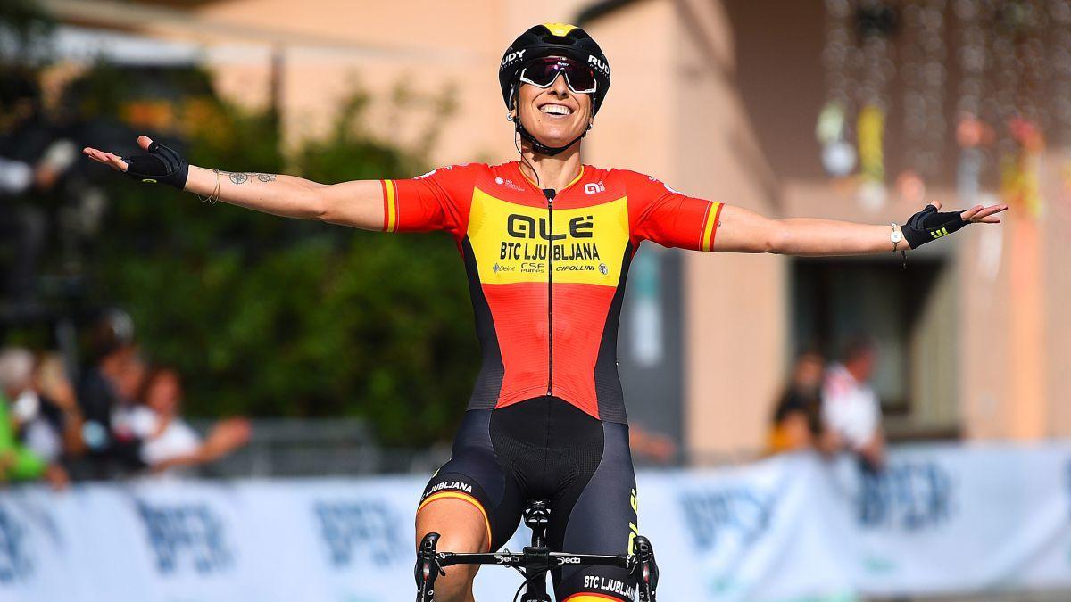 Mavi García vence en el Giro dell'Emilia.
