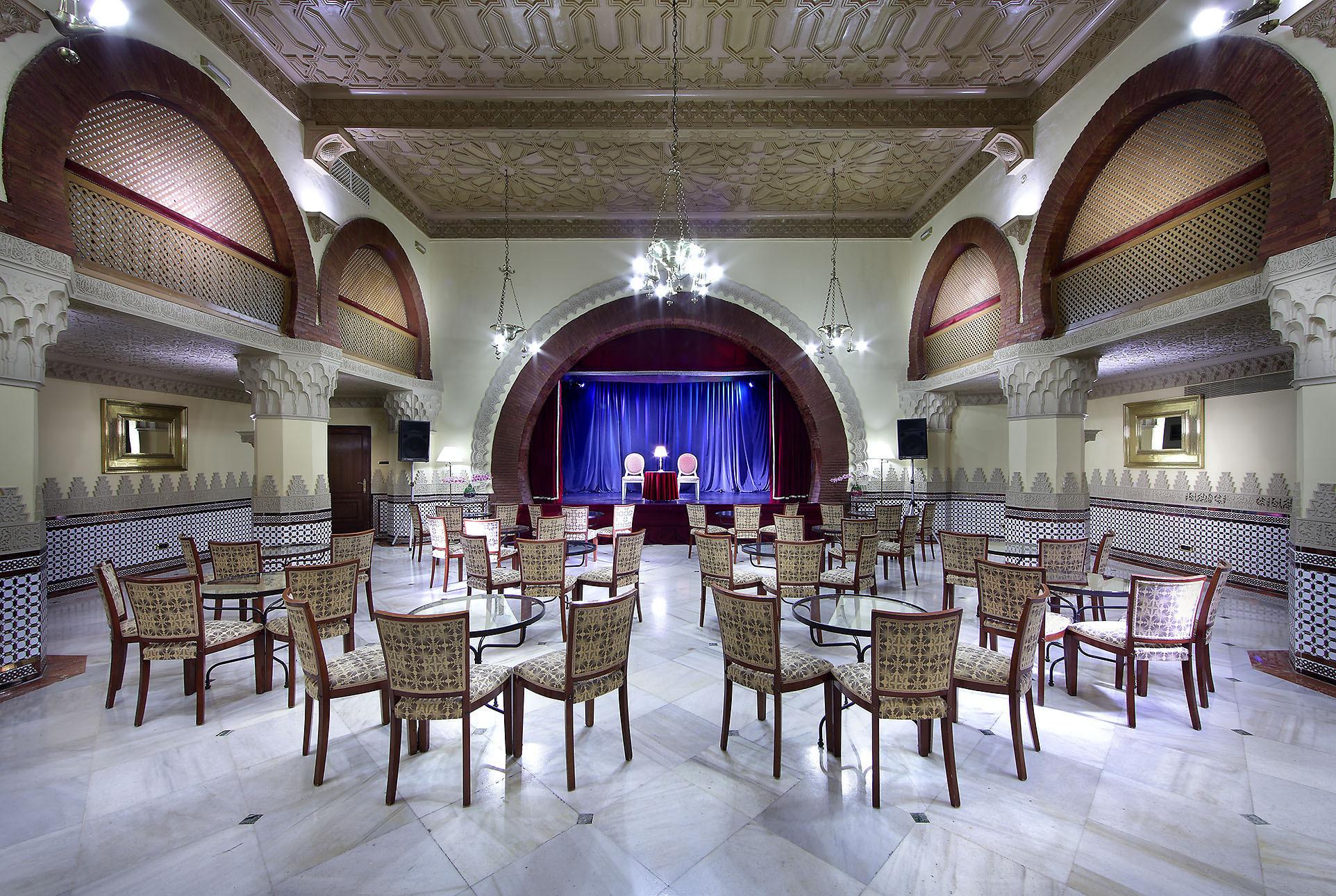 Salón de Teatro.