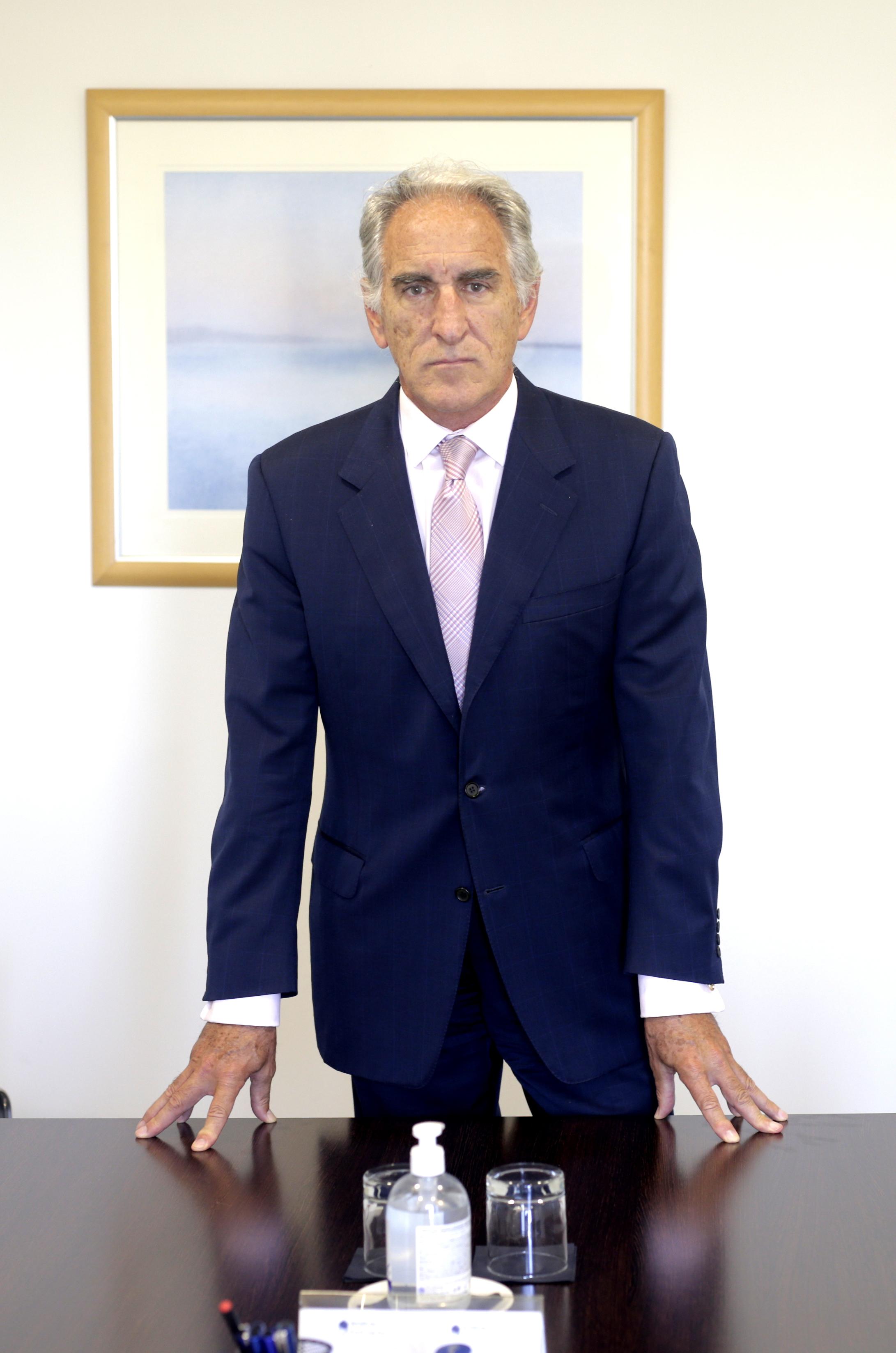 Fernando Lacadena, presidente de Asipa.