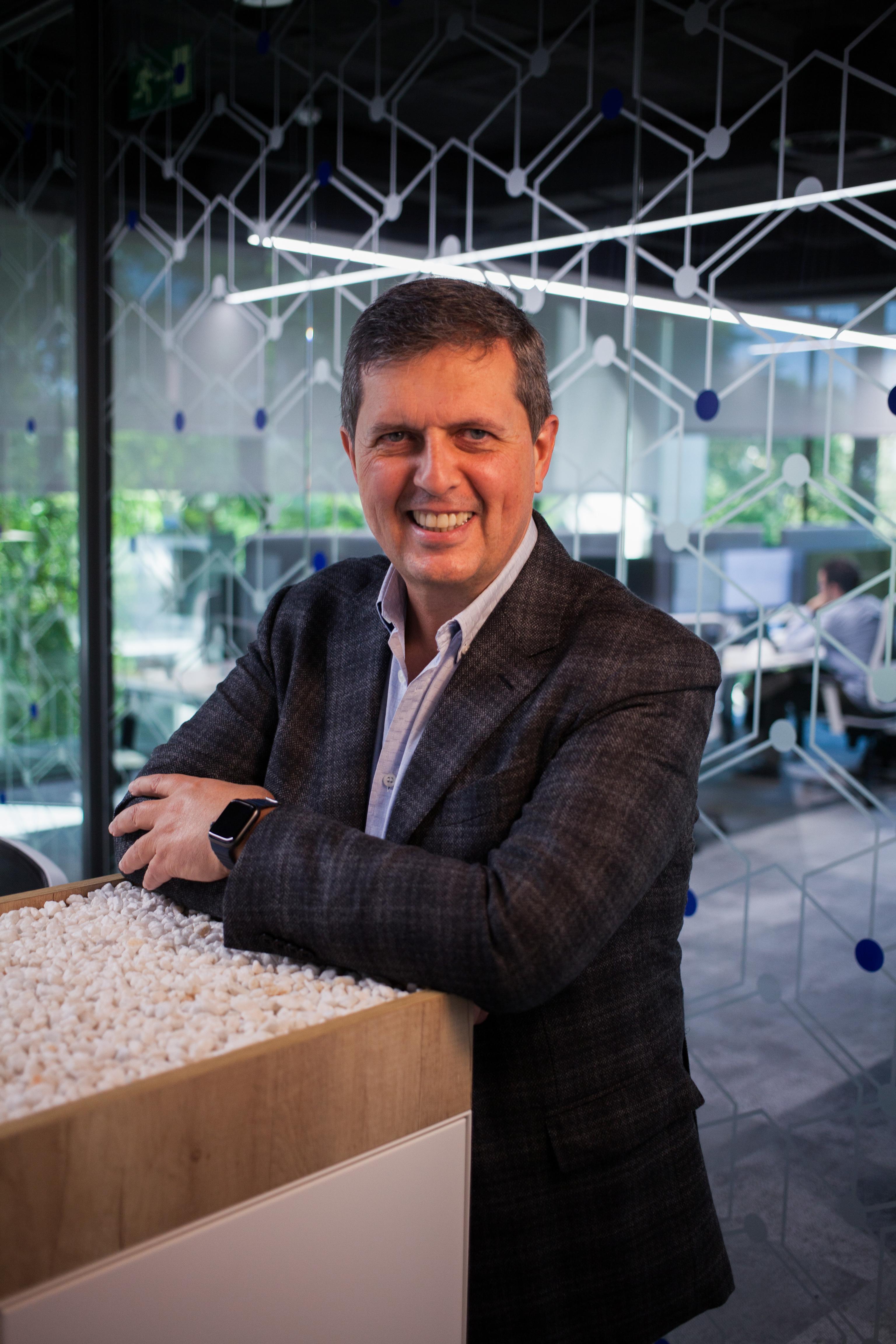 Javier Velasco, director de Operaciones Internacionales de Solera.