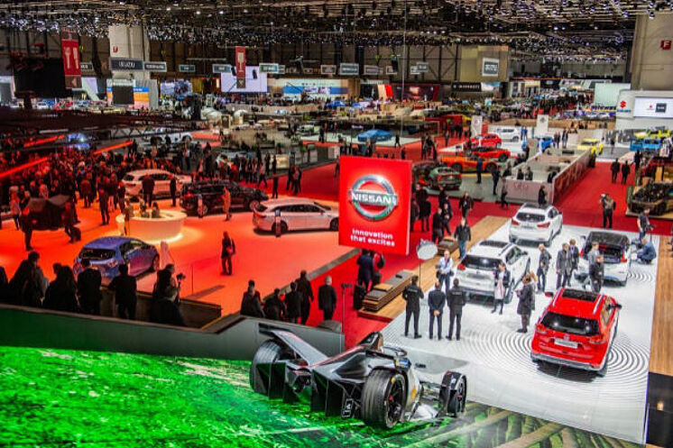 Salón del Automóvil de Ginebra, Geneve International Motor Show, GIMS 2022