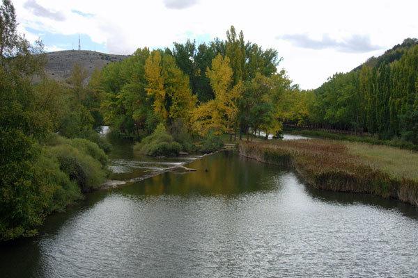 El Parque Natural de Sierra Cebollera, en La Rioja.