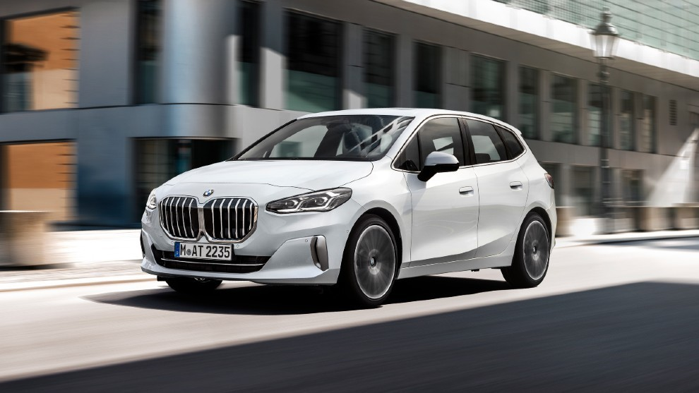 BMW Serie 2 Active Tourer: del diésel al 'enchufable'