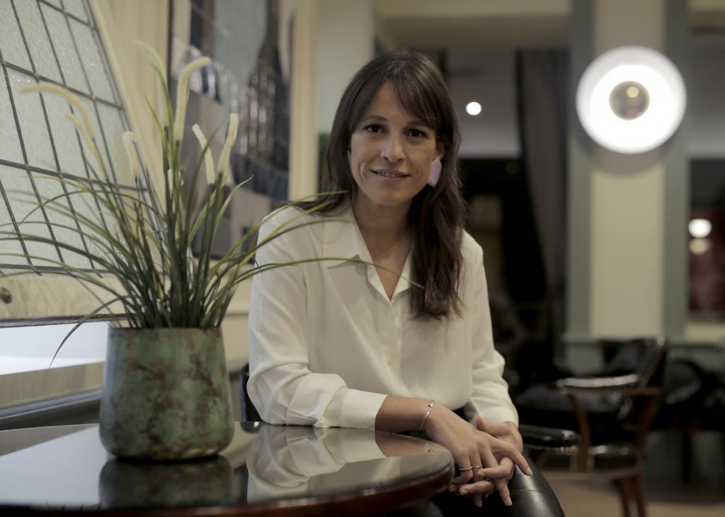 La fadista Carminho en Madrid.