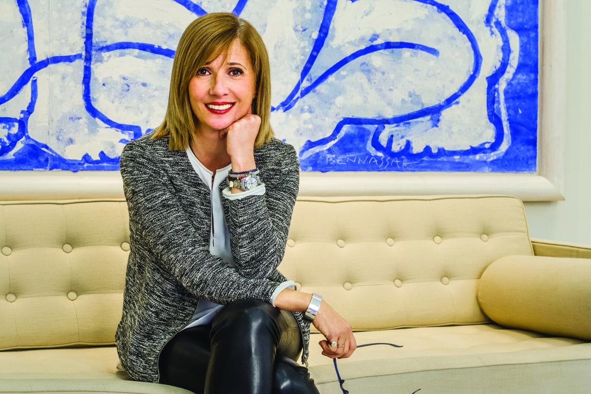 Alejandra Vanoli, directora general de VIVA Sotheby's International Realty.