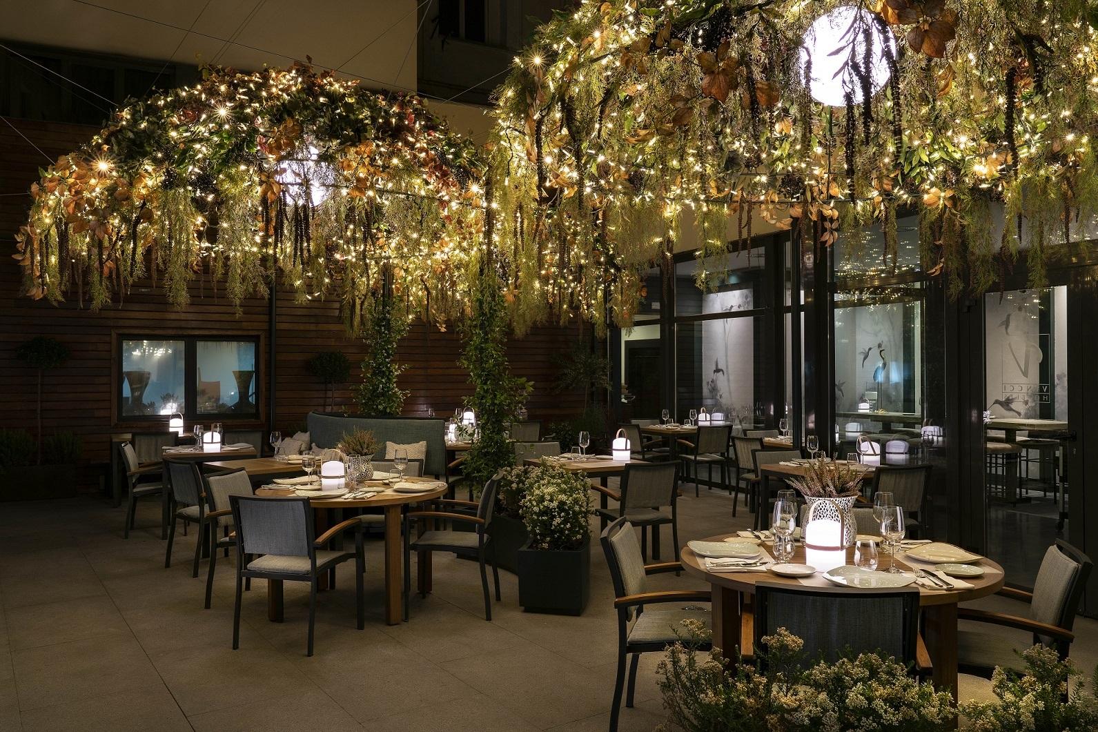 Nomad Food & Bar, en Vincci Soho.
