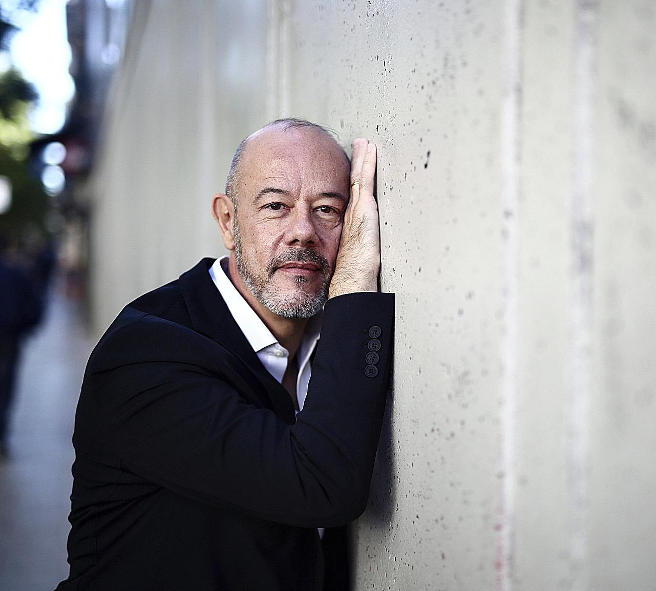 Borja Ortiz de Gondra, autor de 'Los últimos Gondra'