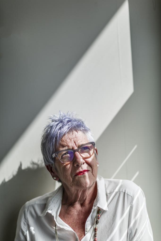 Maixabel Lasa, viuda de Juan Mari Jáuregui, asesinado por ETA.