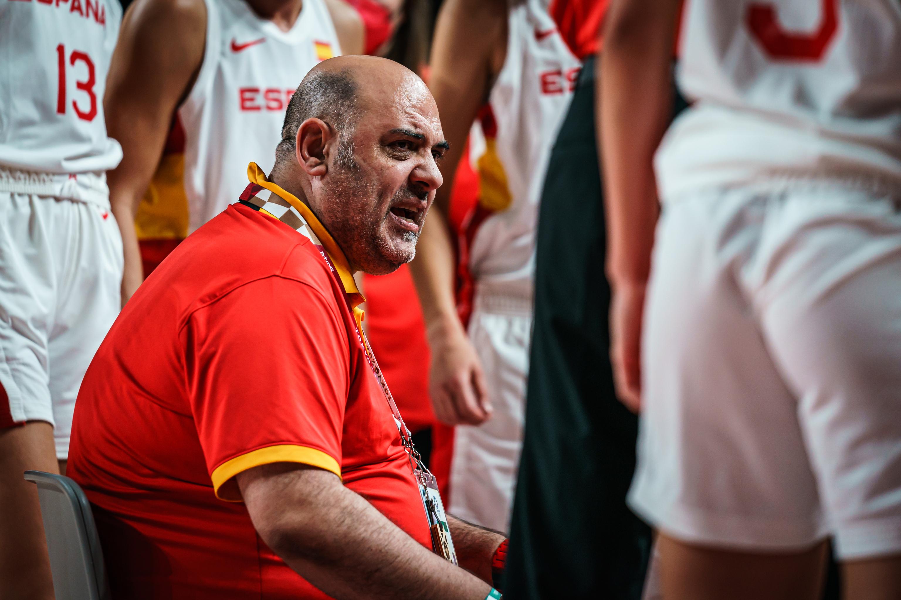 Lucas Mondelo, durante su último partido con la selección, en los Juegos.