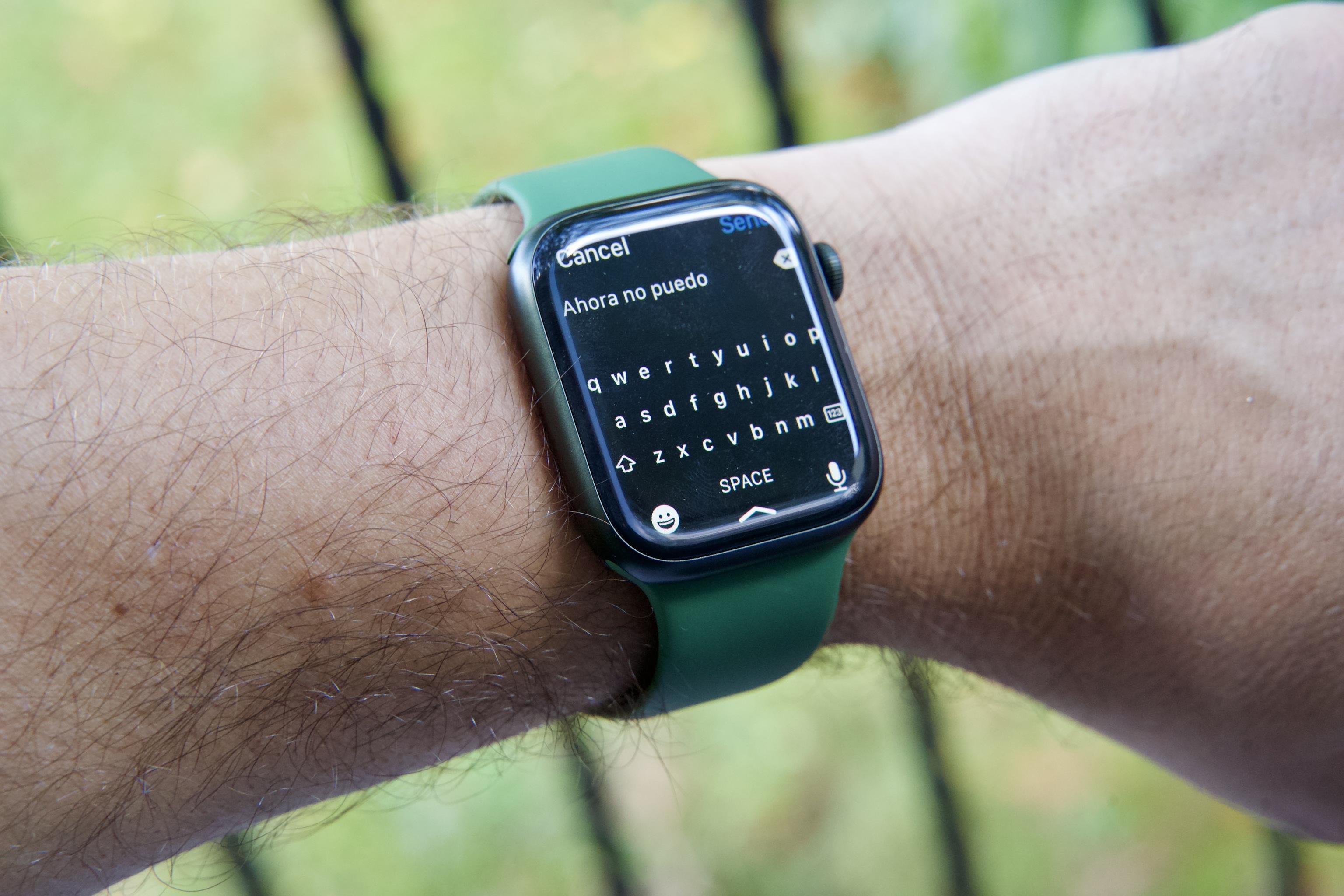 Análisis del Apple Watch Series 7: pocos cambios, pero suficientes