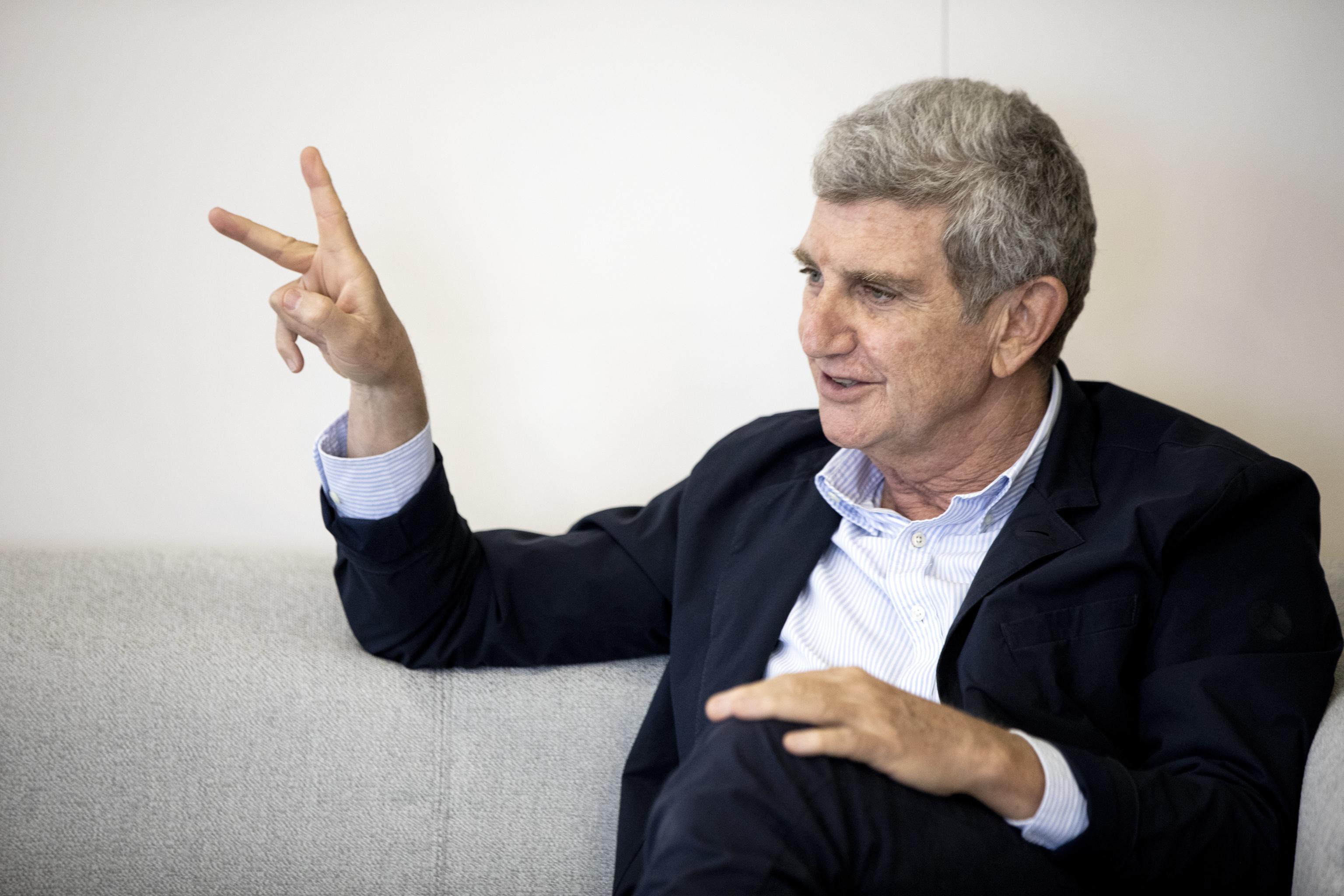 José Manuel Pérez Tornero, presidente de RTVE.