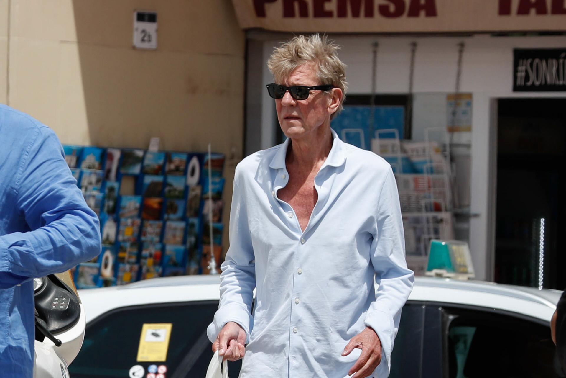 Ernesto de Hannover, este verano en Ibiza