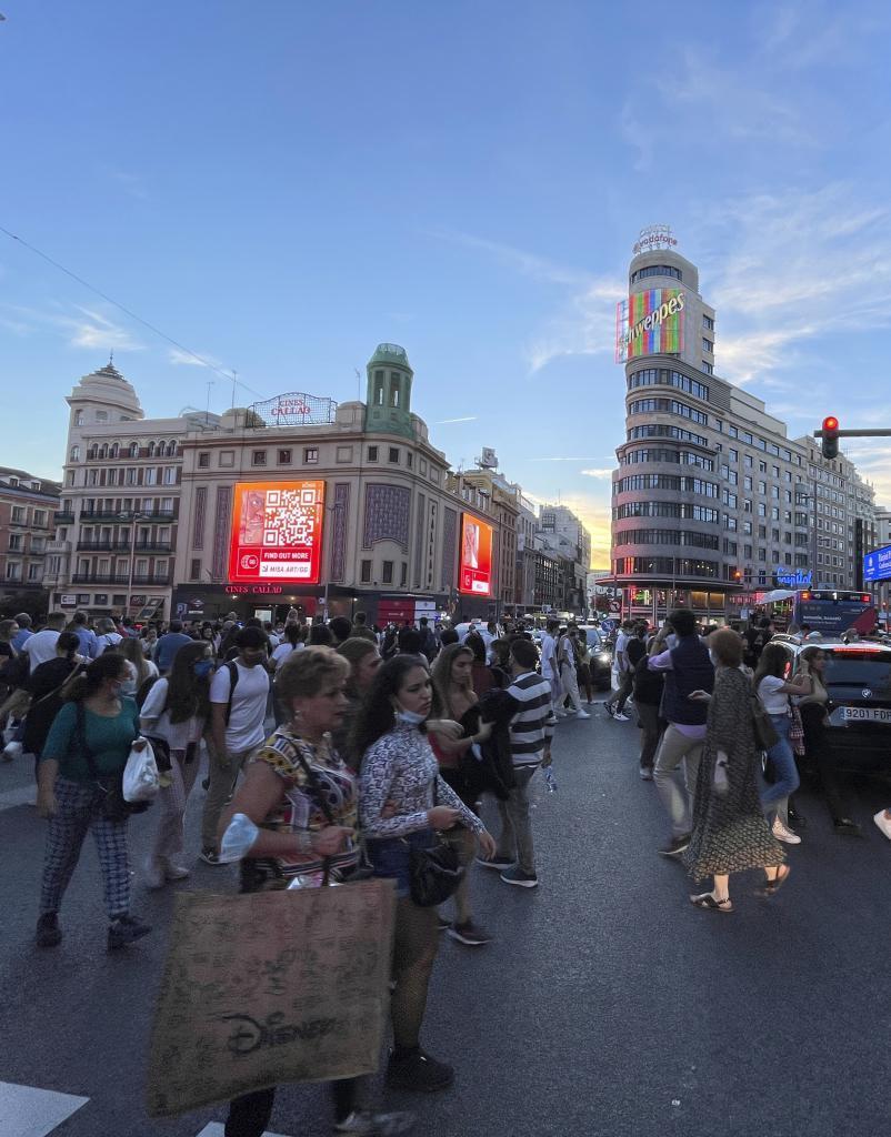 Madrid ha vuelto