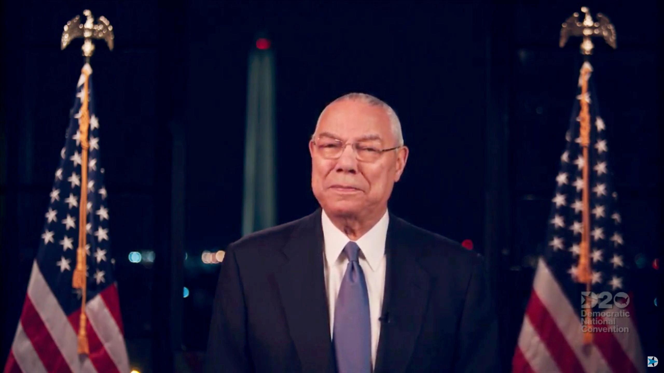Colin Powell, en una imagen de 2020.