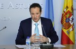 José Blanco sustituye en su 'lobby' a Antonio Hernando por el ex consejero socialista de Presidencia de Asturias