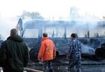 Mueren 13 personas en el atentado contra un autobús militar en Damasco
