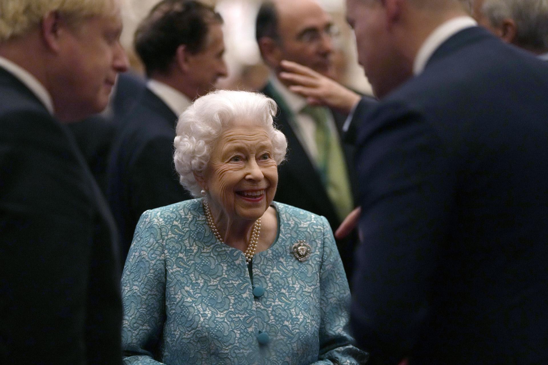 La reina Isabel II, en una imagen reciente.