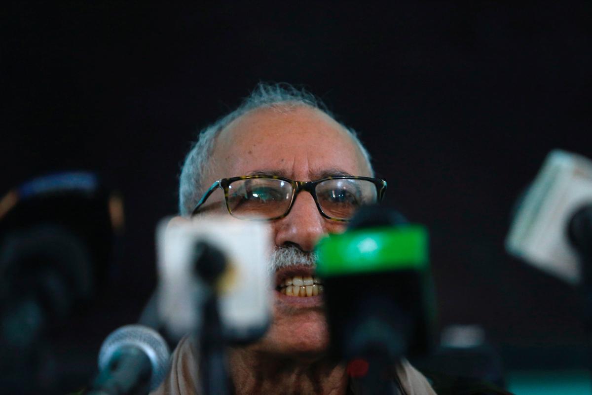 El juez investiga si agentes impidieron a Fronteras subir al avión de Ghali para pedirle la documentación
