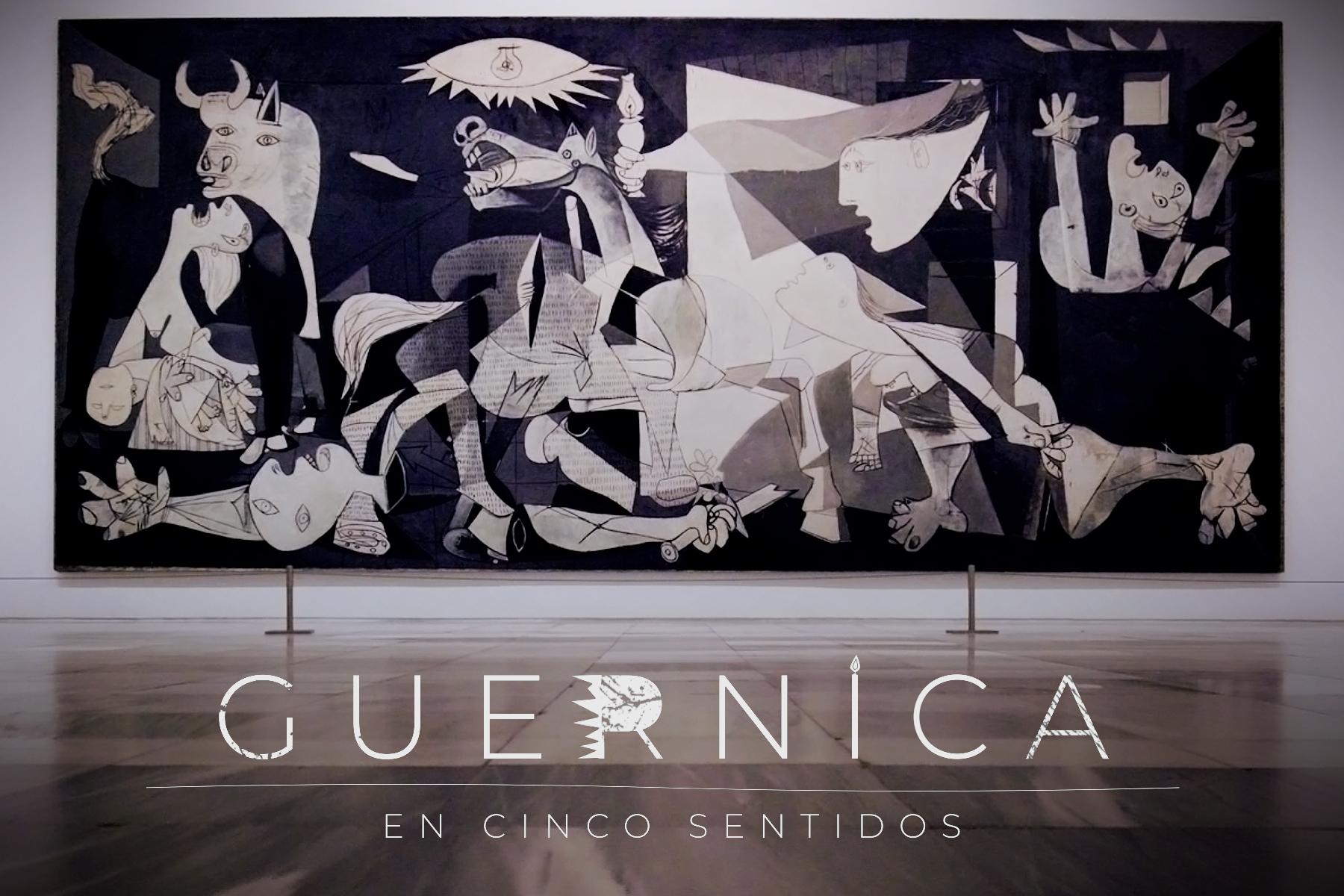 El Guernica en cinco sentidos