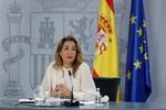 Ione Belarra prolonga la batalla política por la Ley de Vivienda y contraprograma en Twitter el anuncio de Raquel Sánchez