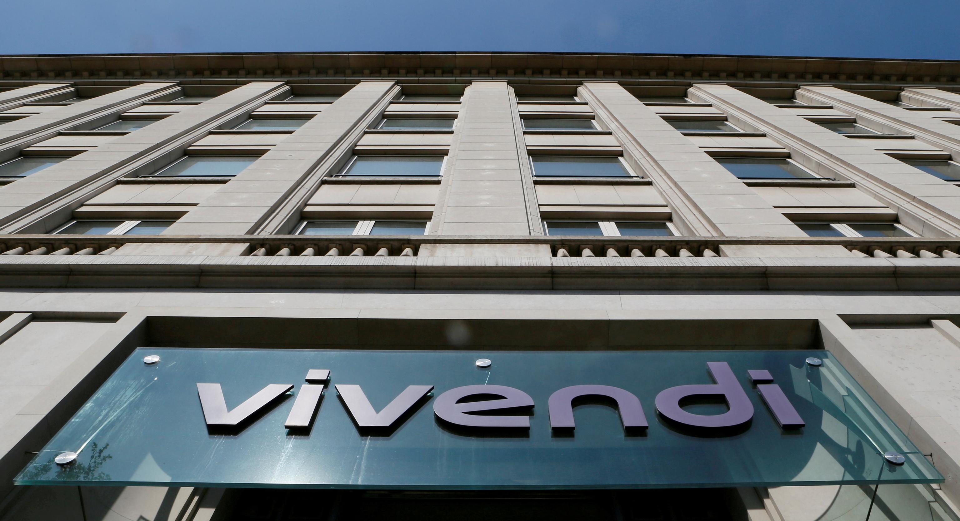 Sede de Vivendi, en París.