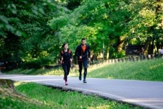 Beneficios de correr con tus hijos y viceversa