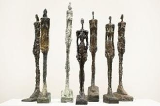 Giacometti: un paseo póstumo lleno de vida
