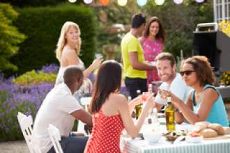 Ideas para terraza o jardín según presupuesto