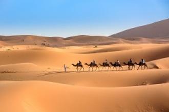 El desierto, un aliado para equilibrar el planeta
