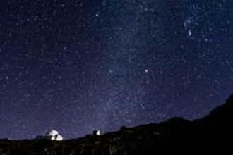 Los mejores sitios de España para observar las estrellas
