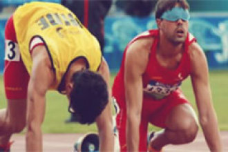 Así se prepara un corredor paralímpico para Tokio 2020