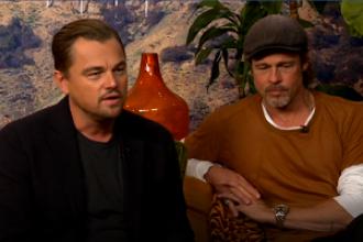 """Así fue el rodaje de """"Érase una vez en Hollywood"""""""
