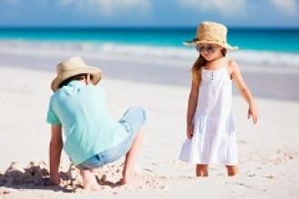 Qué precauciones debes tomar en verano con tus hijos