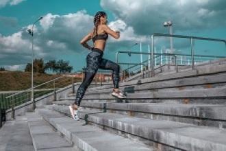 Así trabajan tus músculos mientras corres