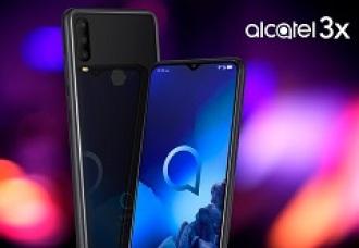 Los nuevos Alcatel 3X y 1V, lujo y versatilidad para todos los bolsillos