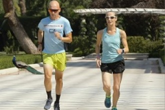 Claves para correr con tu pareja (y no divorciarte)