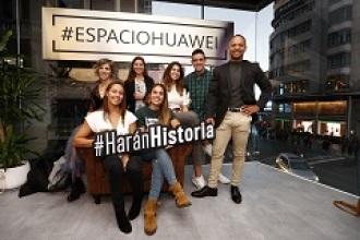Huawei presenta su proyecto de mecenazgo deportivo