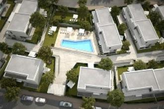 Un oasis de intimidad a un paso de Madrid: con piscina, vistas y grandes espacios