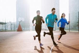 Correr a la hora de comer, una forma de desconectar del trabajo