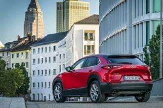 Mazda CX-30, ingeniería para aumentar el placer de la conducción