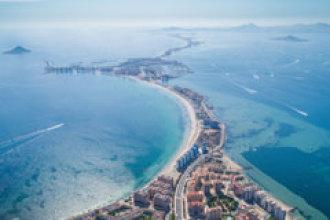 El ecosistema único del Mar Menor, al borde del colapso