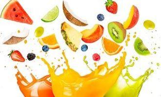 Zumo de frutas, el complemento ideal para nuestros hijos