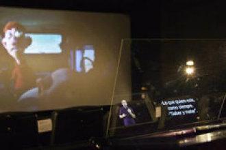 Bienvenidos al cine accesible para personas con discapacidad sensorial