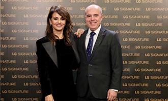 Así son los invitados a la Gala Anual de LG Signature